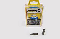 Бита отверточная  PZ1 Stanley (25шт) 1-68-945