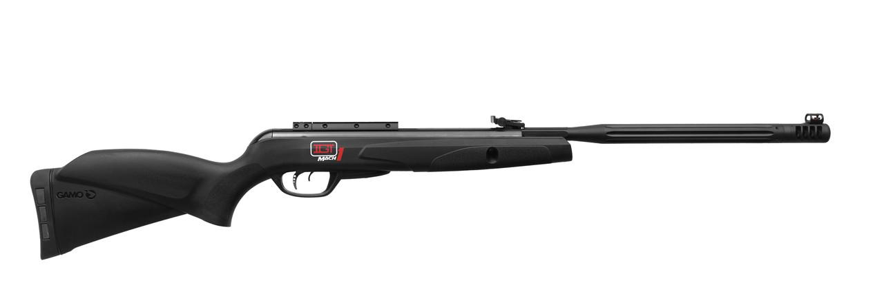Гвинтівка пневматична Gamo BLACK MAXXIM IGT MACH 1