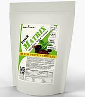 Iso Matrix EGG, Whey, Milk & Collagen Complex 1000 грамм (шоколад, банан, клубника)