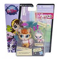 Зверюшка и ее малыш Littlest Pet Shop Hasbro в асс