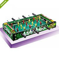 Футбол на штангах игровой набор для детей деревянный XJ807-1