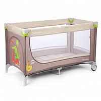 Манеж кровать детский CARRELLO Piccolo CRL-7303