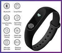 Фитнес-браслет Health Bracelet M2 | Аналог Xiaomi Mi Band 2, фото 1