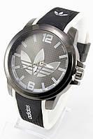 Наручные мужские часы (черные + белые), фото 1
