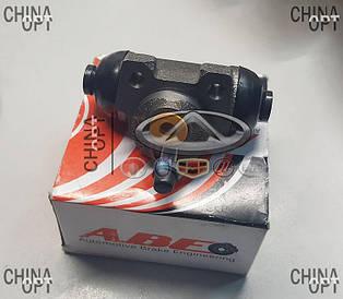 Цилиндр тормозной рабочий, задний, левый / правый, Lifan 520 [Breez, 1.6], L3502150, ABE