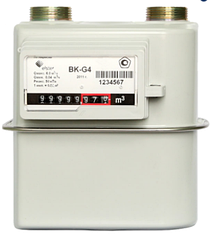 Газовий лічильник ELSTER BK-G-2,5