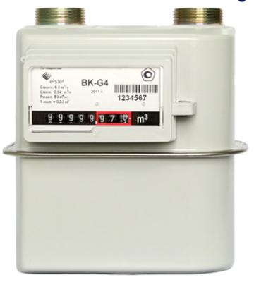 Газовый счетчик ELSTER BK-G2.5T