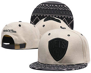 Кепка Snapback Brooklyn Nets / SNB-1160 (Реплика)