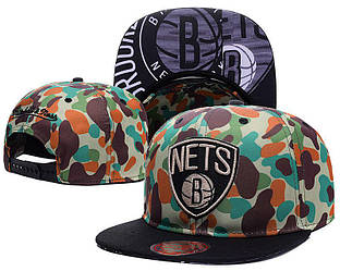 Кепка Snapback Brooklyn Nets / SNB-1161 (Реплика)