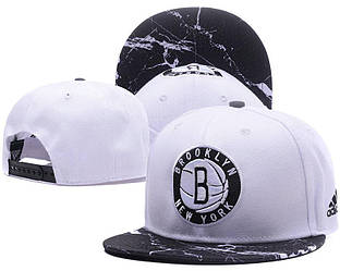 Кепка Snapback Brooklyn Nets / SNB-1162 (Реплика)
