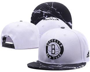 Кепка Snapback Brooklyn Nets / SNB-1162 (Реплика)