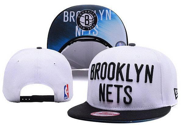 Кепка Snapback Brooklyn Nets / SNB-1165 (Реплика)