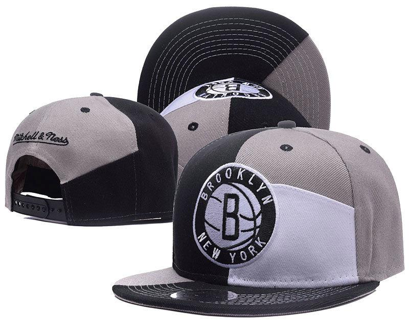 Кепка Snapback Brooklyn Nets / SNB-1178 (Реплика)