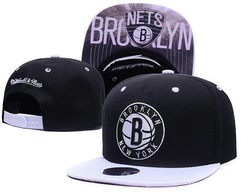 Кепка Snapback Brooklyn Nets / SNB-1193 (Реплика)