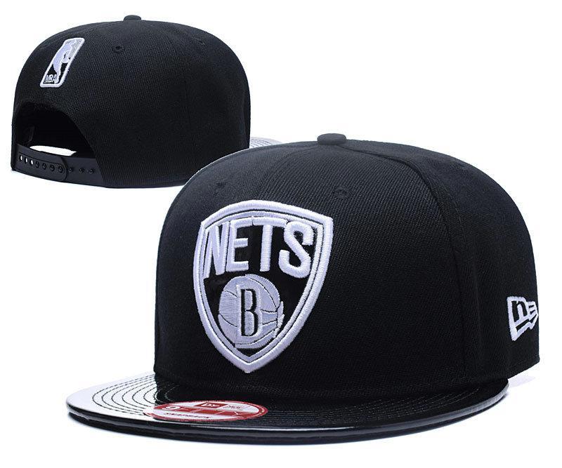 Кепка Snapback Brooklyn Nets / SNB-1202 (Реплика)