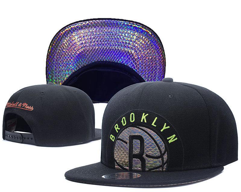 Кепка Snapback Brooklyn Nets / SNB-1203 (Реплика)