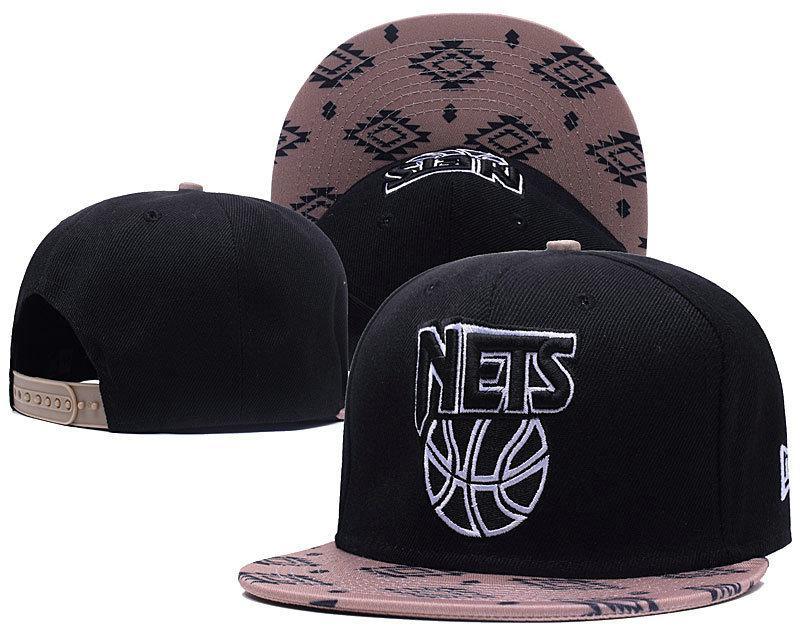 Кепка Snapback Brooklyn Nets / SNB-1211 (Реплика)