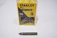 Бита отверточная  PH1/2 Stanley (10шт) 1-68-784