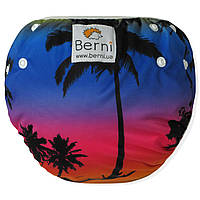 Многоразовые трусики для плавания Berni 3-10 кг