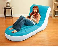 Надувное Кресло шезлонг Intex 66880