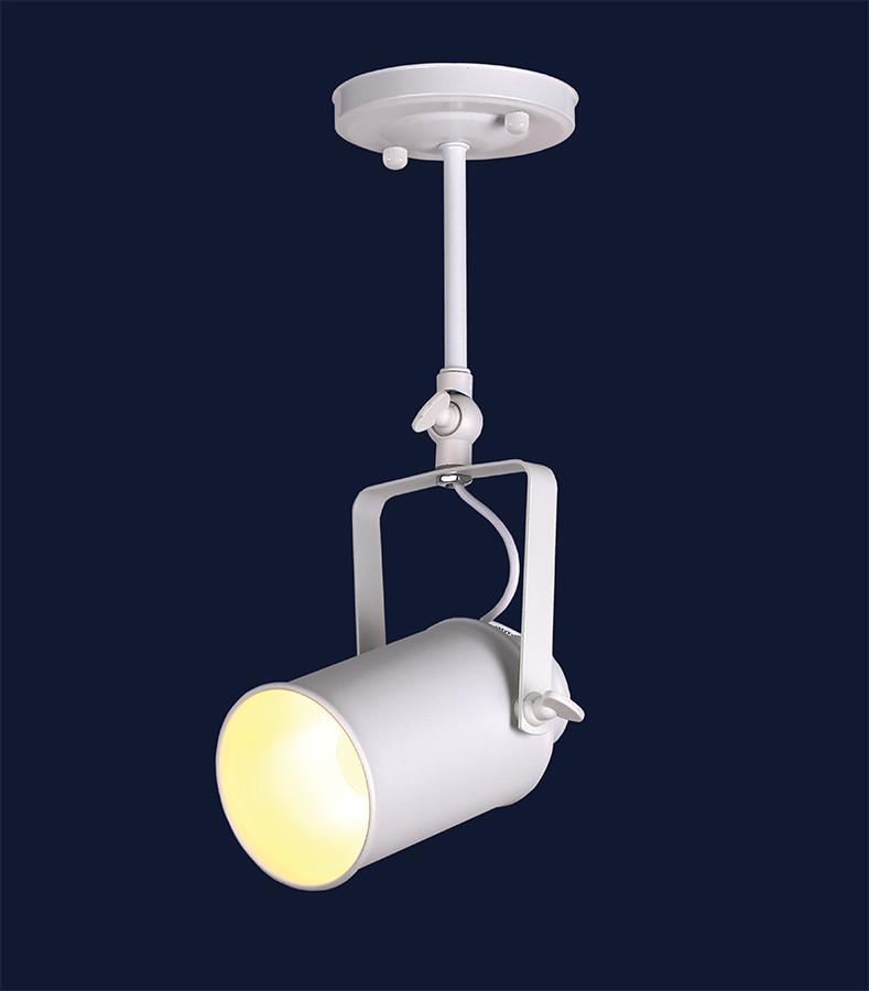 Подвесной светильник LOFT L521207A-1 WH 100мм