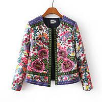 Куртка женская Куртки женские с вышивкой E5509