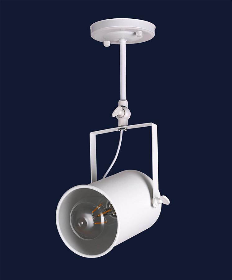 Подвесной светильник LOFT L521208A-1 WH 120мм