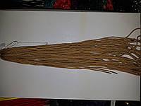 Шнурки тонкие 40-60 см 50 пар в уп. есть все цвета. только опт