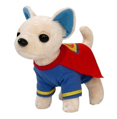 Собачка щенок Супергерой SIMBA Chi Chi Love
