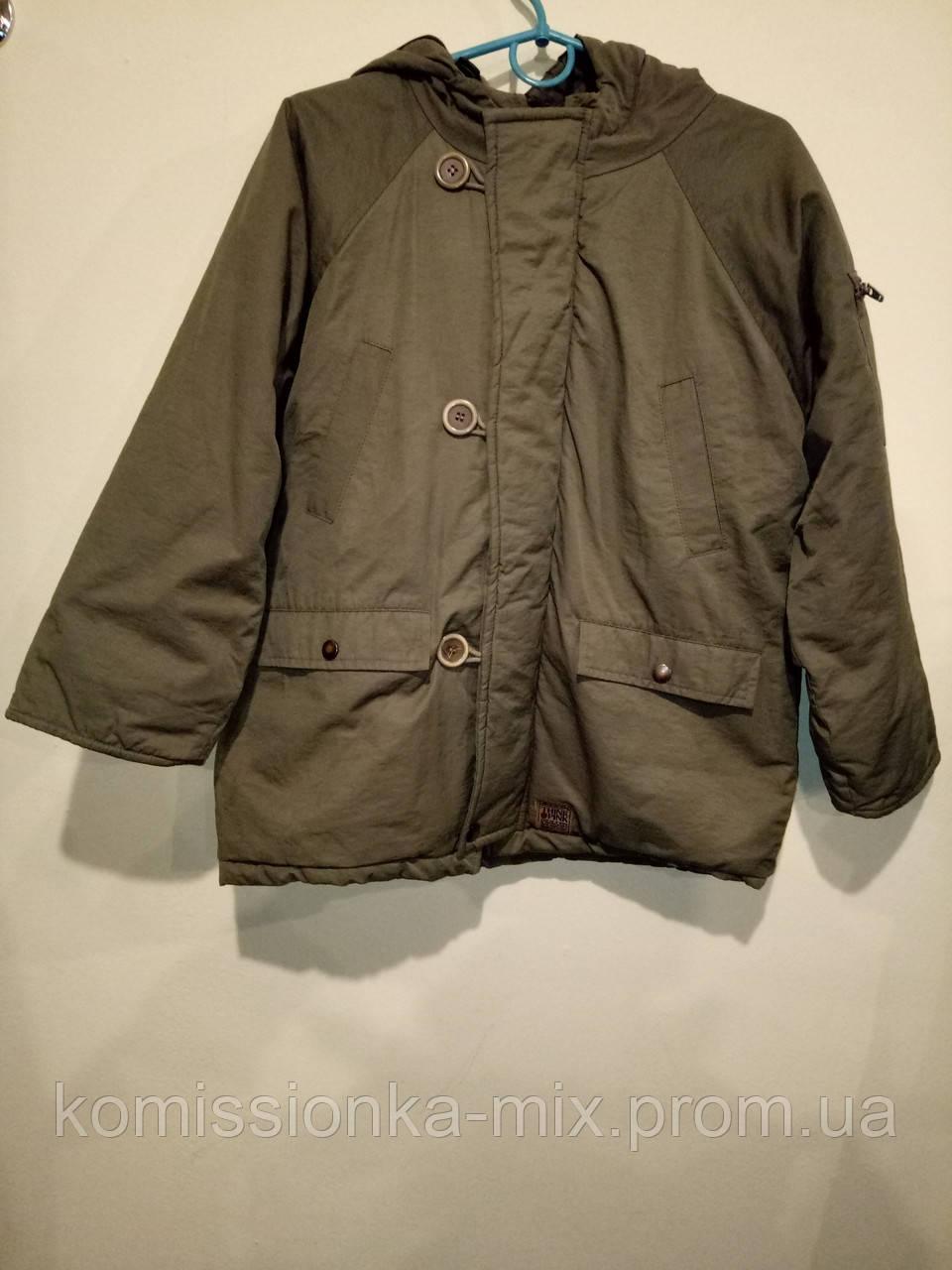 Куртка демисезонная KP  140 рост.