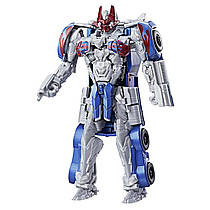 Трансформер Оптимус Прайм Transformers: The Last Knight  Knight Armor Turbo Changer Optimus Prime Hasbro C0886