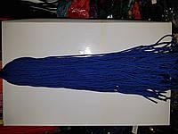 Шнурки тонкие 40-60 см 50 пар в уп. только опт от 1 уп