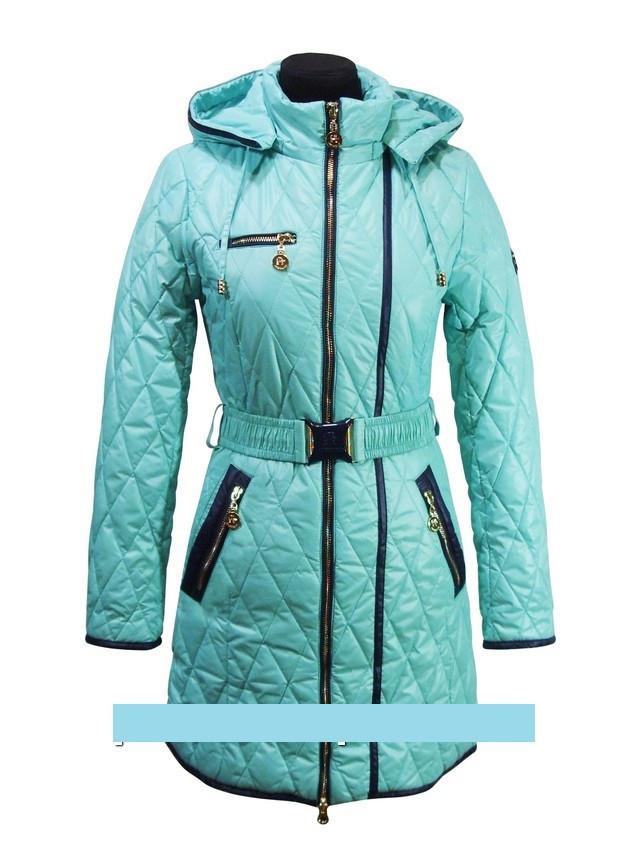"""Детское демисезонное пальто для девочки """"Anernuo"""" 1533,130-170"""
