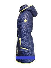 """Детское демисезонное пальто для девочки """"Anernuo"""" 1533,130-170, фото 3"""