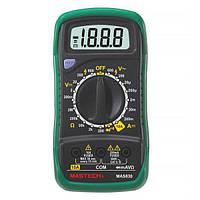 Цифровой мультиметр MASTECH MAS830 (CE)