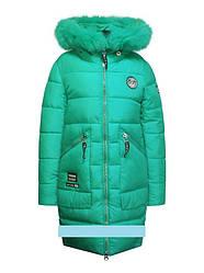Детское зимнее пальто для девочки от Оhccmith 811,  140-164