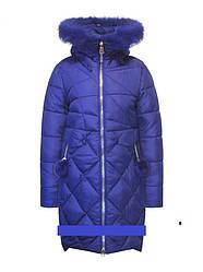 Детское зимнее пальто для девочки от Оhccmith 813,  140-164