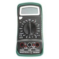 Цифровой мультиметр MASTECH MAS838 (CE)
