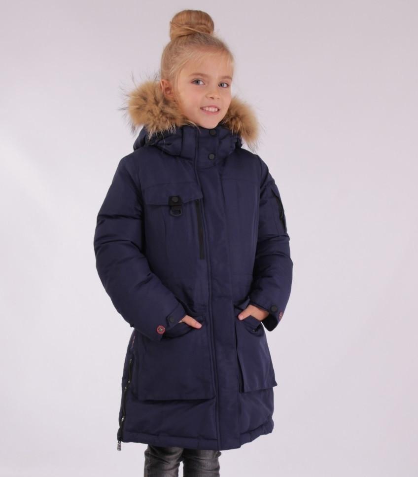 05df398e05f Детское зимнее пальто для девочки Snow Image 715