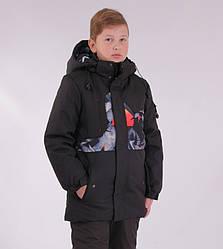 Детский зимний комбинезон для мальчика от Skorpian 2312, 134-164