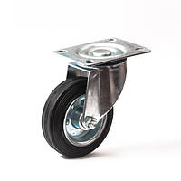 Колеса с поворотным кронштейном с площадкой 100 мм Германия