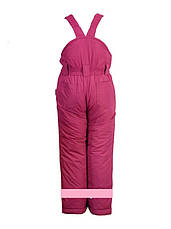 Детский зимний комбинезон для девочки Diwa Club (аналог Кико)  2214 размеры 80-104, фото 3