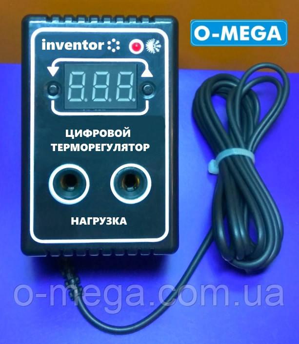 Терморегулятор цифровой Inventor 10А (-55...+125)