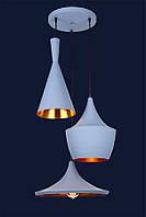 Светильник подвесной LOFT L546403-3 GRAY