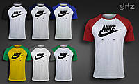 Ежедневная футболка для города без рукавов найк аир макс Nike Air