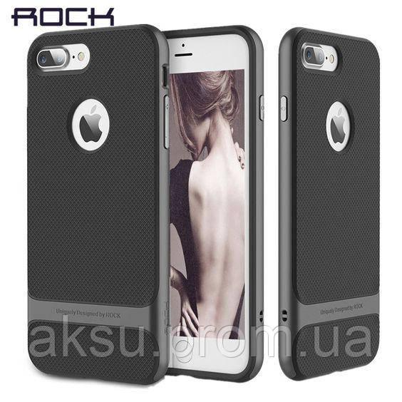 Чехол Rock Royce iPhone 7 Plus Grey