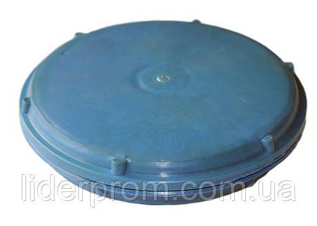 Кислотный испаритель круглый на резьбе 120 мм, фото 2