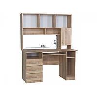 Компьютерный стол СПК-03+Н-13 с надставкой, фото 1