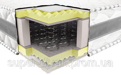 Ортопедический матрас 3Д Престиж (Боннель) 160х190