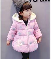 Демисезонная куртка для девочки 1-2-3-4 года! Весняна куртка, фото 1